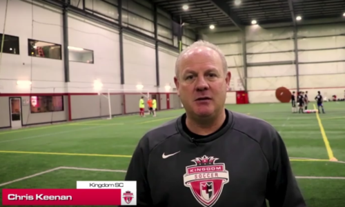 ReThinkSoccer Players Impress MLS Scouts